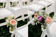 Brides: New York City Wedding at the Brooklyn Botanic Gardens: Photos