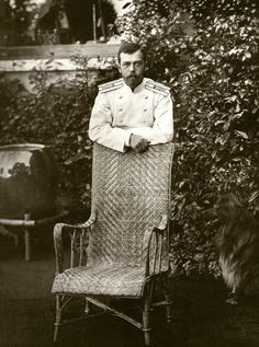 Nicholas II and rattan chair #SoaneRattan #SoaneBritain