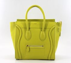 Yellow Celine  bags , dreaming!