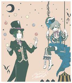steamytea:I'm still in love with Kuroshitsuji
