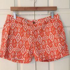 Old Navy Pants - Old Navy Aztec Print Shorts