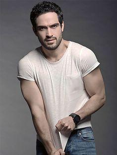 Alfonso Herrara aka Hernando from Sense8