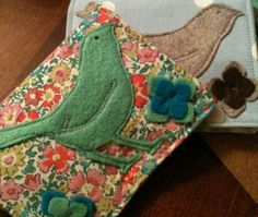 Birdie Needlecases, make yours at a CoolCrafting Class