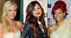 Fickle-Haired Stars: Stars Who Have Gone Blonde, Brunette AND Red! | Hollywire