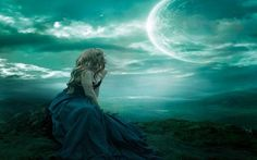 Tomorrow is the New Moon are you ready? This Moon is bringing some energy that is going to call our attention to our emotions and emotional well-being. As such for tomorrow night I have a spe… Wiccan, Magick, Witchcraft, Capricorn Moon Sign, Moon Spells, World Wallpaper, Free Birth Chart, Moon Signs, White Magic