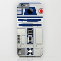 iPhone & iPod Case featuring R2D2 by Smart Friend