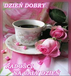 Picmix Bom Dia, My Favorite Color, My Favorite Things, Pink Nation, Coffee Time, Good Morning, Tea Cups, Tumblr, Chocolate