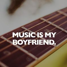 Music is my boyfriend. Music Quotes, Life Quotes, My Boyfriend Quotes, Family Holiday Destinations, Sad Wallpaper, Visual Statements, Current Mood, The Good Old Days, Decorating Blogs