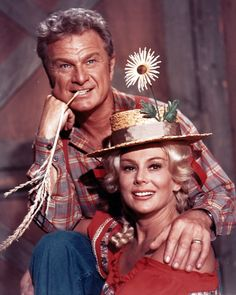 Eddie Albert, Eva Gabor Green Acres is the place to be - farm living' is the life for me - land spread in' out so far and wide, keep Manhattan just gimme that countryside!