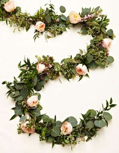How to make a greenery table garland pgc pinterest diy our most versatile diy project yet use these gorgeous diy creations in place of lanterns buntings and even centrepieces solutioingenieria Images