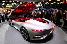 MONDIAL AUTO EN DIRECT - Renault Trezor, Peugeot 3008 et 5008, Citroën C3, Volkswagen ID... Le Mondial de l'Auto 2016 a ouvert ses portes à la presse ce jeudi. Toutes les infos.