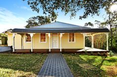 Restoring this magnificent heritage building at Baptist Redeemer School to it's former glory was helped by using Intrim's custom mouldings to achieve its original charm. Intrim supplied the following: External Cladding (weatherboards), Custom Eave linings and scotia, Turned Verandah Posts to match existing, Bull nose rafters, Verandah Brackets, Ovolo 70mm, Skirting around Door SK85 #mouldings Weatherboard Exterior, Exterior Trim, Timber Mouldings, External Cladding, Moulding Profiles, Architrave, Sourdough Bread, Gazebo, Restoration