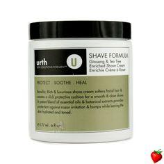 Urth Shave Formula 177ml/6oz #Urth #MensSkinCare #ShaveFormula #Men #FREEShipping #StrawberryNET
