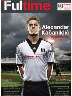 New Fultime Out Now | Fulham Football Club
