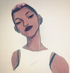 Art by Babs Tarr* • Blog/Info | (http://babsbabsbabs.com) ★ || CHARACTER DESIGN…