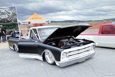 Custom 67 72 Chevy Trucks   Summer Slam 2013 - Truckin Magazine