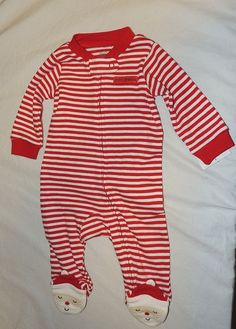 NEW Baby BGosh Best Gift Ever Long Sleeve One Piece Sizes 6 Month Birthday Xmas