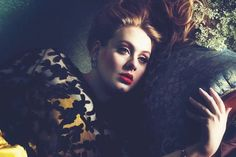 Adele - Vogue 2012