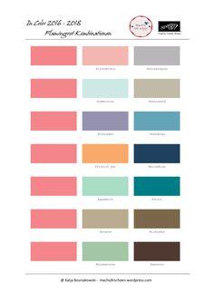Farbenkombis In Color 2016-20184