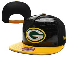 NFL GREEN BAY PACKERS SNAPBACK Outer Leather Hats 16|only US$8.90,please follow me to pick up couopons.
