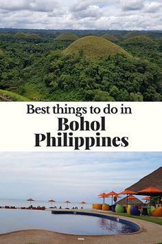 A visit to the Philippines is incomplete without a stopover at the mesmerising Bohol Island. Here are my 'Best things to do in Bohol Philippines' with some helpful tips to make the most of your trip. Philippines Travel Guide, Bohol Philippines, Philippines Beaches, China Travel, Japan Travel, Travel Guides, Travel Tips, Travel Destinations, Bhutan