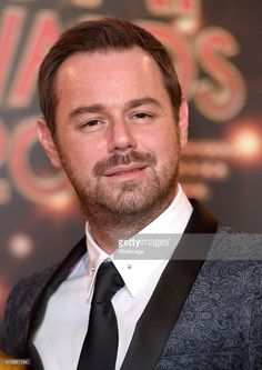 Danny Dyer attends the British Soap Awards at Manchester Palace Theatre on May 2015 in Manchester, England. Get premium, high resolution news photos at Getty Images Soap Awards, Manchester New, Good Looking Men, Still Image, Actors & Actresses, Beautiful Men, How To Look Better, British, Film