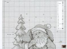 ENCANTOS EM PONTO CRUZ: Trilho de Mesa de Papai Noel