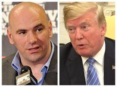 President Trump Called UFC Chief Dana White to Rave About Ortega vs. Brian Ortega, Dana White, Conservative Politics, God Bless America, Ufc, Donald Trump, Rave, Presidents, Campaign