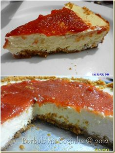 cheesecake diet romeu e julieta