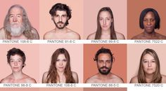 What Color Are You? A Pantone-Driven Art Project Goes Beyond Black And White