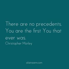 There are no precede...
