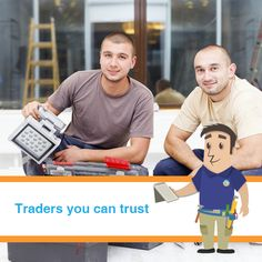 All our traders have Public Liability insurance and provide proof of qualifications and membership of trade associations to become a member. What's more, you can read full reviews of their work on our website for added peace of mind.   Find a trader you can trust today – visit our website: http://www.trustatrader.com/