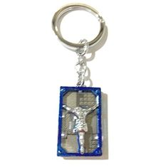 Tech Fashion Holy Cross Jesus Blue Frame Metal Keyring http://techfashion.in/product/tech-fashion-holy-cross-jesus-blue-frame-metal-keyring/ Key Chain Holy Cross Jesus Blue Frame Colour Metal Keyring Keyholder Ring Hook Chain Zinc Alloy Metal Keyring Plated With Chrome Finish Gives Stunning & Beautiful Look With Bright Vibrant Colours. Key Chain Holy Cross Jesus Blue Frame Colour Metal Keyring Can Be Use As Travel Luggage Accessory.  #keychain #keyring