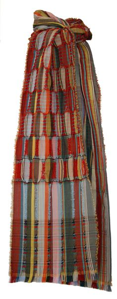 New Silk and Wool Crepe — Scarves — wallace#sewell