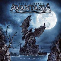 "L'album degli #Avantasia intitolato ""Angel of Babylon""."