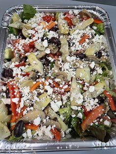 Cobb Salad, Grilling, Menu, Food, Menu Board Design, Crickets, Essen, Meals, Yemek