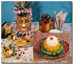 Hawaiiana-Themed Cuisine