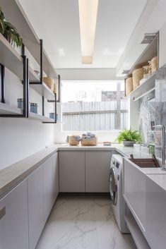 New Kitchen Interior, Condo Kitchen, Kitchen Room Design, Best Kitchen Designs, Apartment Kitchen, Kitchen Remodel, Kitchen Decor, Küchen Design, House Design