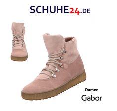 Damenschuhe Gabor Stiefel braun 31.642.28   Schuhe24