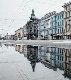 Санкт-Петербург _ St. Petersburg