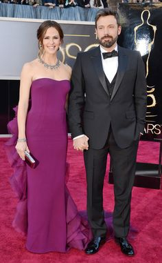 Jennifer Garner & Ben Affleck from Celebrity Couples We Admire  After the Argo director's infamous Oscar speech where he praised his wife, we are more confident than ever before that this couple is so strong and so in love.