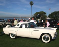 1956 Ford T-bird