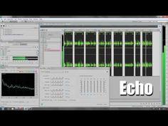 Echo Effekt Hörbeispiel Adobe Audition Sprachaufnahme