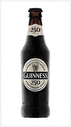 250th Anniversary stout - can't wait for 2-part pouring ? Pour at once !