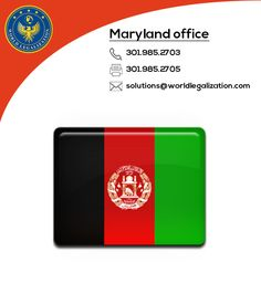 We are providing #Afghanistan documents #legalization services.