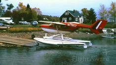 Cessna 336 Seamaster at Greenville, Maine in 1974 Float Plane, Flying Boat, Radio Control, Gliders, Sun Lounger, Aviation, Aircraft, Greenville Maine, Aeroplanes