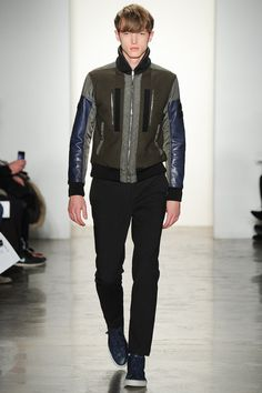 Tim Coppens Fall-Winter 2014 Men's Collection