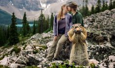 Mischievous squirrel photobombs engagement picture #DailyMail | These are some of the stories. See the rest @ http://twodaysnewstand.weebly.com/mail-onlinecom or Video's @ http://www.dailymail.co.uk/video/index.html
