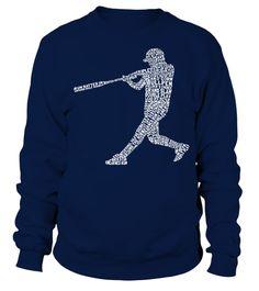 # baseball ball player game love mom T shirt .  Softball Baseball Player Typography