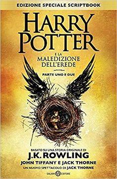 Harry Potter e la maledizione dell'erede. Parte uno e due... https://www.amazon.it/dp/8869187497/ref=cm_sw_r_pi_dp_x_pDZayb8Z09PJJ